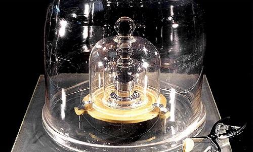 thay đổi định nghĩa về kilogram